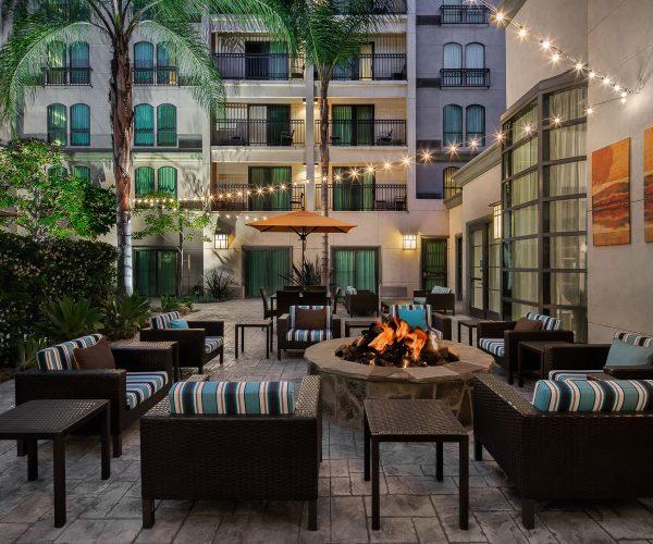 Courtyard – Pasadena