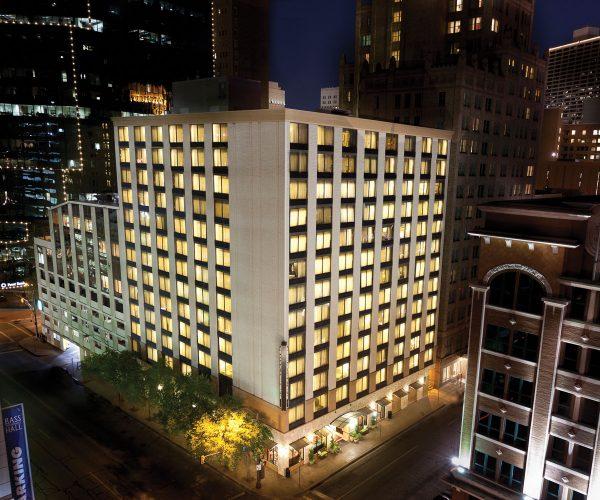 Embassy Suites – Fort Worth