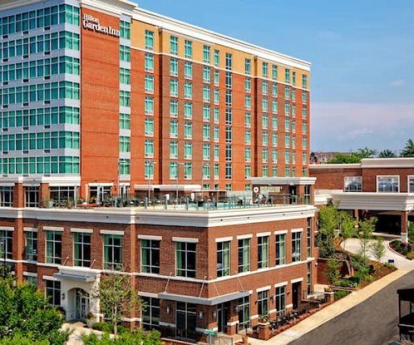 Hilton Garden Inn – Nashville