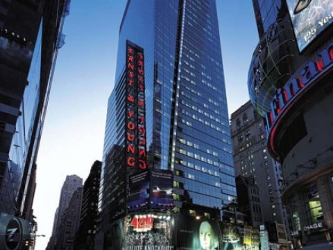 New York's 5 Times Square Sale Is Biggest Deal Since 2010