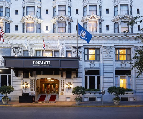 The Roosevelt Hotel – Waldorf Astoria